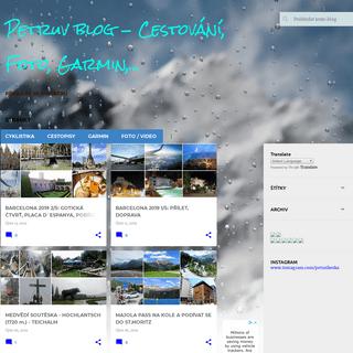 Petruv blog - Cestování, Foto, Garmin,...