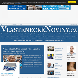 Vlastenecké noviny - VN