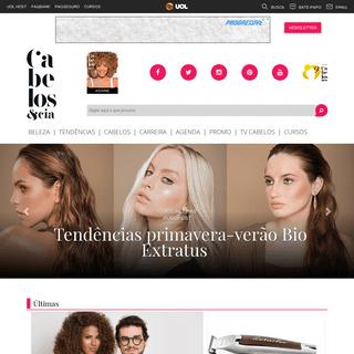 ArchiveBay.com - revistacabelos.uol.com.br - Cabelos&cia - Revista nº 1 de quem ama beleza