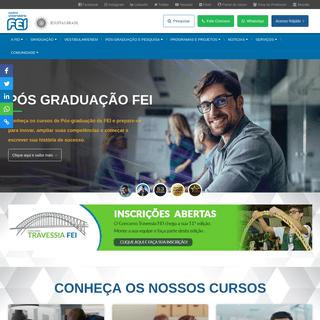 Centro Universitário FEI - Administração, Ciência da Computação e Engenharia