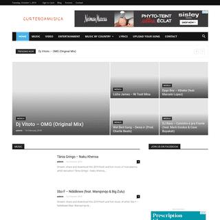 ArchiveBay.com - curteboamusica.info - Home - CurteBoaMúsica