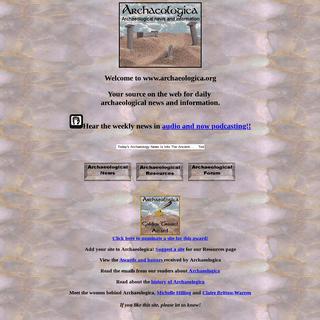 ArchiveBay.com - archaeologica.org - Archaeologica