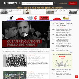 HistoryNet