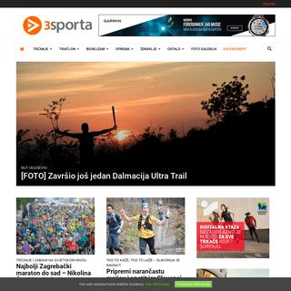 3sporta - Više od trčanja