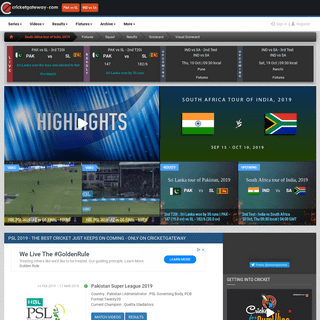 SOUTH AFRICA TOUR OF INDIA, 2019 SCHEDULE, LIVE SCORES, MATCH RESULTS - SOUTH AFRICA VS INDIA 2019 TEAM SQUADS – CRICKETGATEWA