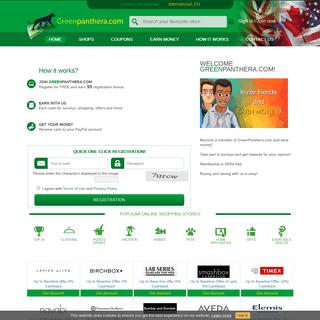 ArchiveBay.com - greenpanthera.com - Home - GreenPanthera.com
