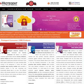 ArchiveBay.com - protegent360.com - Protegent - Buy Antivirus for Laptop and Desktop Computers
