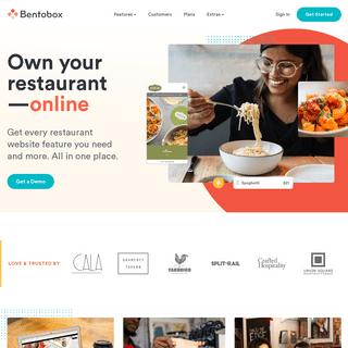 Every Restaurant Website Feature You Need - BentoBox