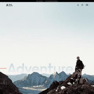 ArchiveBay.com - beargrylls.com - Bear Grylls Television, Speaker, Adventure Park & More - Bear Grylls