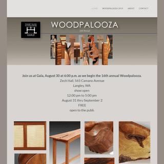 A complete backup of woodpalooza.com