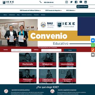 IEXE Universidad