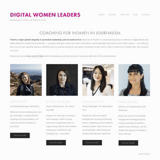 ArchiveBay.com - digitalwomenleaders.com - Digital Women Leaders