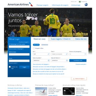 American Airlines - Passagens aéreas e melhores tarifas - aa.com