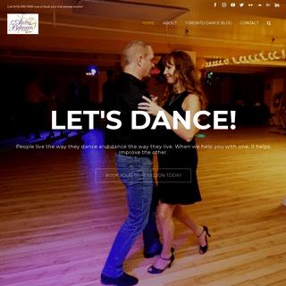 Dance Lessons & Classes in Toronto - Access Ballroom