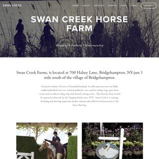 ArchiveBay.com - swancreekhorsefarm.com--2019-08-15__05-33-47 - Swan Creek