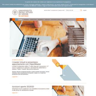 ArchiveBay.com - uniud.it - Università degli Studi di Udine