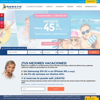 Marina d'Or - Ciudad de Vacaciones - Mejor resort familiar en España