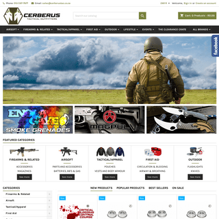 Cerberus Tactical Outfitters