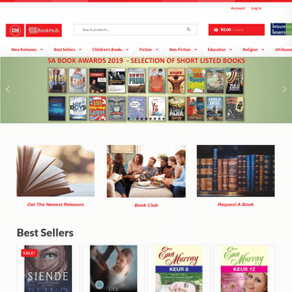 Home - BookHub