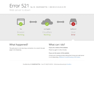 ArchiveBay.com - myfile.co.il - myfile.co.il - 521- Web server is down