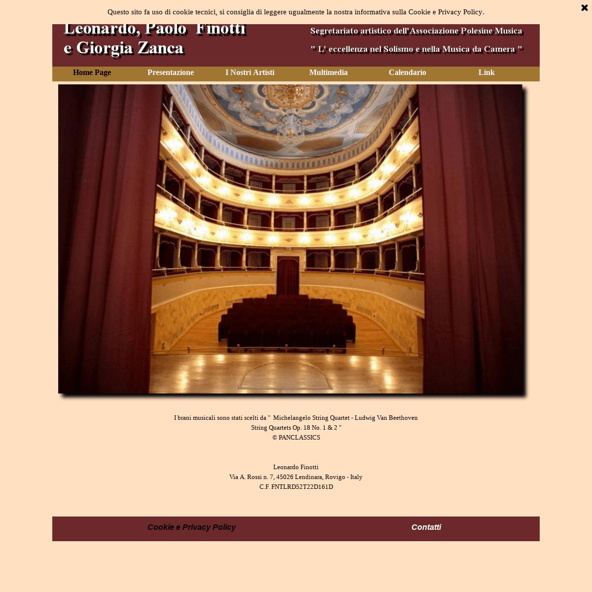 ArchiveBay.com - leonardofinotti.it - Leonardo Finotti