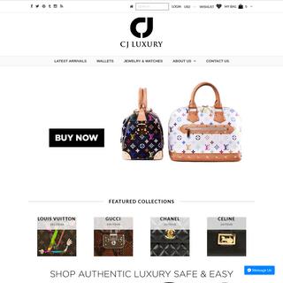 Used luxury handbags - Connect Japan Luxury