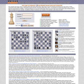 ArchiveBay.com - gameknot.com - Play Chess Online - Free Online Chess on GameKnot
