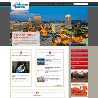 ArchiveBay.com - visitwinstonsalem.com - Visit Winston Salem