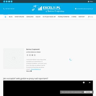ArchiveBay.com - excelbi.pl - Excel BI - Excel BI - Power Query, Power Pivot, Power BI