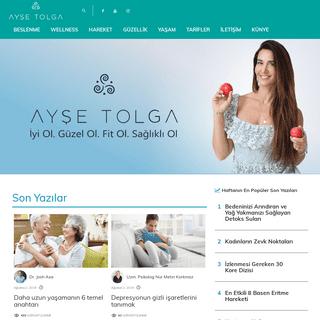 ArchiveBay.com - aysetolga.com - Ayşe Tolga - Aromaterapist ve Sağlıklı Yaşam Koçu