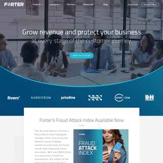Fraud Prevention Solution - Ecommerce Fraud Protection - Forter