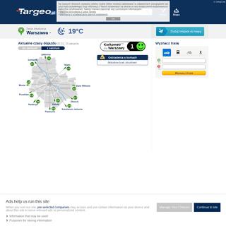 ArchiveBay.com - targeo.pl - Mapa Polski - Wyznaczanie trasy do celu, szukacz mapowy Targeo