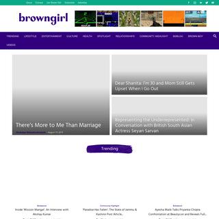 ArchiveBay.com - browngirlmagazine.com - Brown Girl Magazine