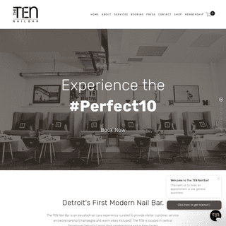 The TEN Nail Bar