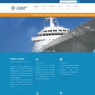 CMMPF - Centre des métiers de la mer de la Polynésie française