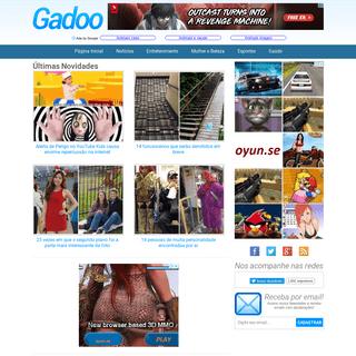 Gadoo - Notícias e Curiosidades