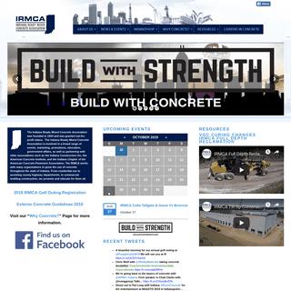 Indiana Ready Mixed Concrete Association