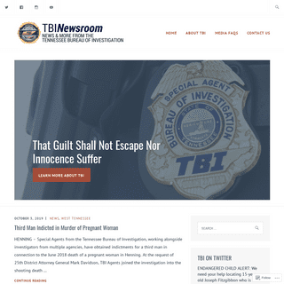 ArchiveBay.com - tbinewsroom.com - That Guilt Shall Not Escape Nor Innocence Suffer