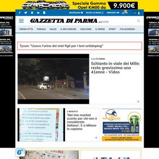 Gazzetta di parma - Gazzetta di Parma