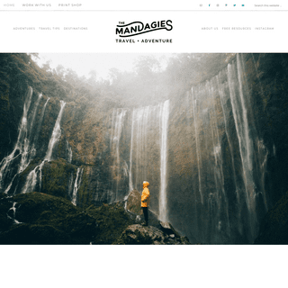 The Mandagies - A Travel + Adventure Blog Inspired By The PNW