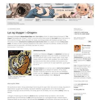 ArchiveBay.com - sveinnyhus.blogspot.com - SVEIN NYHUS