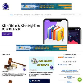 HYIPCENTER4ME - Review HYIP in Vietnam - HYIP Monitor Việt Nam