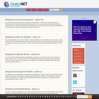 ArchiveBay.com - quien.net - Quien.NET - Biografias