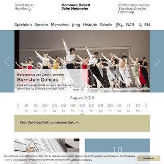 Hamburg Ballett John Neumeier