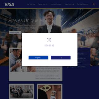 ArchiveBay.com - visa.com.hk - Everywhere you want to be - Visa