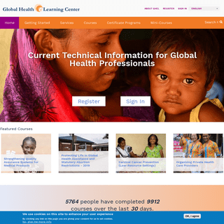 Home - Global Health eLearning Center
