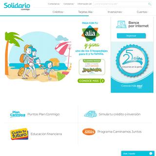 Inicio - Banco Solidario