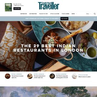 CN Traveller - The website of Condé Nast Traveller Magazine