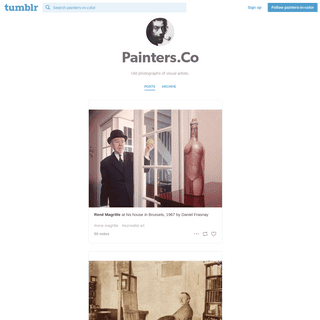 ArchiveBay.com - painters-in-color.tumblr.com - Painters.Co