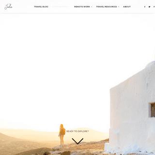 Alajode - A Top UK Travel Blog - Digital Nomad Life